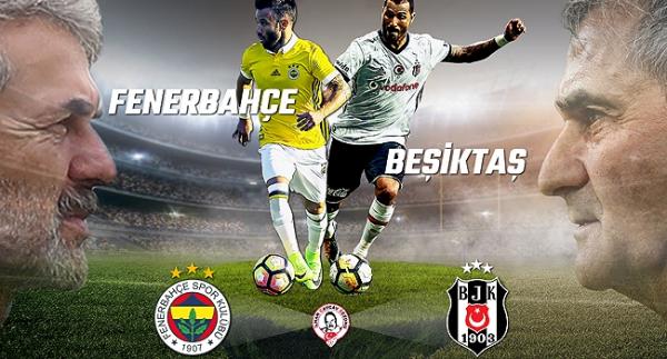 Fenerbahçe-Beşiktaş rekabetinde 344. maç