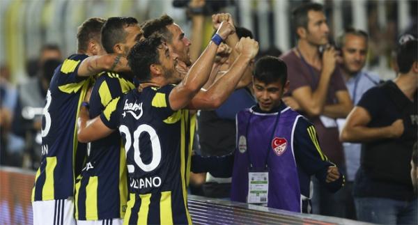 Fenerbahçe derbi kaybetmiyor!