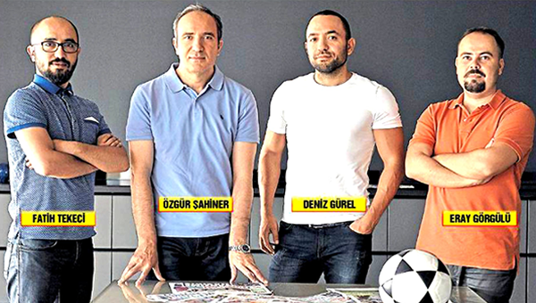 """'Futbol Masası' ekibi: """"Çıkış yolu gerekiyor"""""""