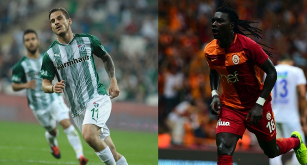 Galatasaray ile Bursaspor 97. randevuda