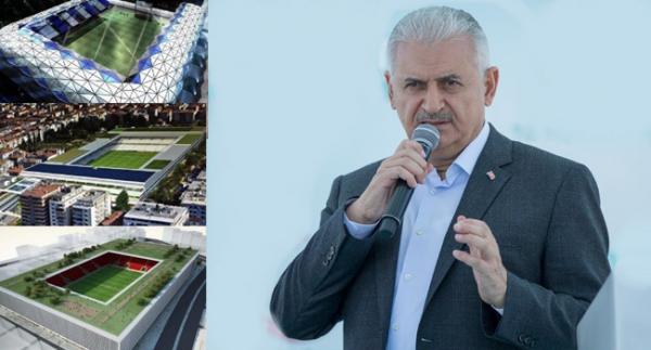 İzmir'de 3 stat için temel atma heyecanı