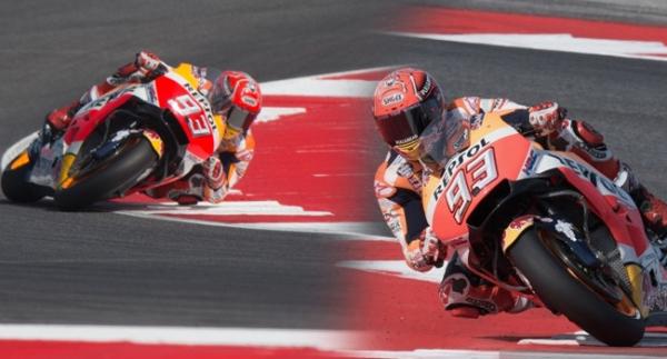 Marquez'den sezonun 4'üncü galibiyeti