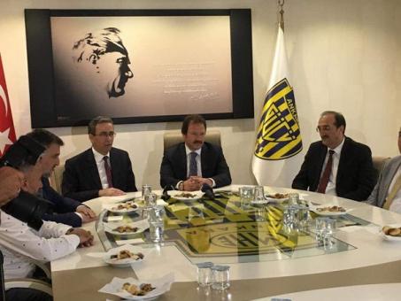 MKE ile Ankaragücü arasında yeni anlaşma