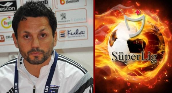 Süper Lig'de Erol Bulut sürprizi