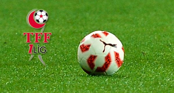 TFF 1. Lig'de 3 haftalık program açıklandı