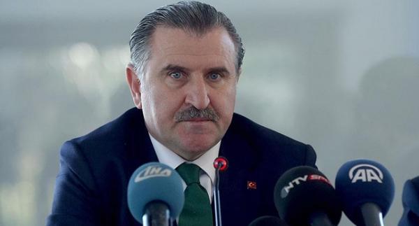 Bakan Bak'tan Alsancak Stadı açıklaması