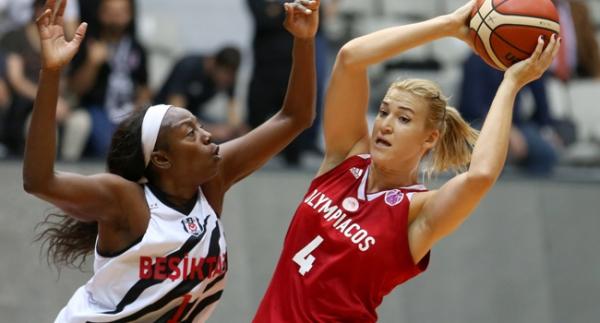 Beşiktaş, Olympiakos'a direnemedi