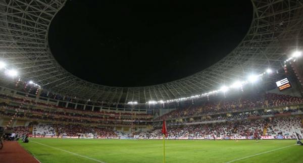 İşte Türkiye-Arnavutluk maçının stadı!