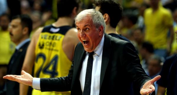 """Obradovic: """"İlk beşimiz çok iyi oynadı"""""""