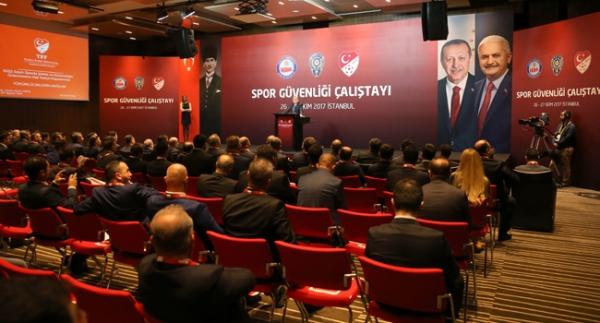 Spor Güvenliği Çalıştayı İstanbul'da başladı