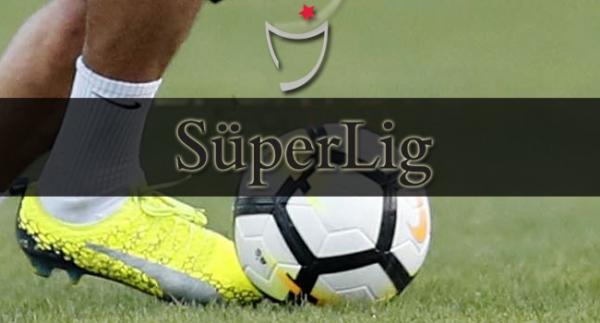 Süper Lig'de 10. haftanın perdesi açılıyor