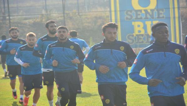 Ankaragücü'nde Denizlispor hazırlıkları sürüyor