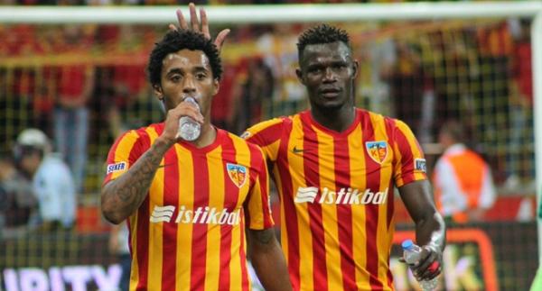 Badji, Kayserispor için en iyisini yapmak istiyor