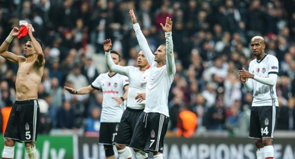 Beşiktaş, çifte dalyada kazanamadı!