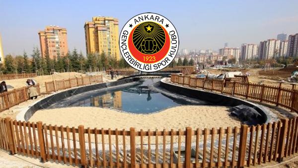 'İlhan Cavcav Parkı' açılıyor