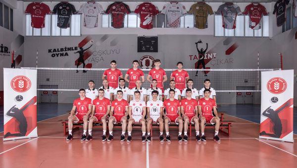 Ligin en genç takımı Ziraat Bankası