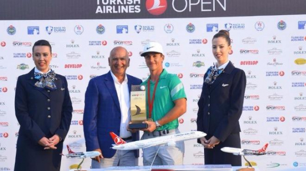 Turkish Airlines Open 2017 Pro-Am Golf Turnuvası sona erdi