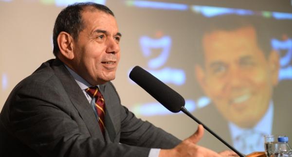 Dursun Özbek'e onur ödülü