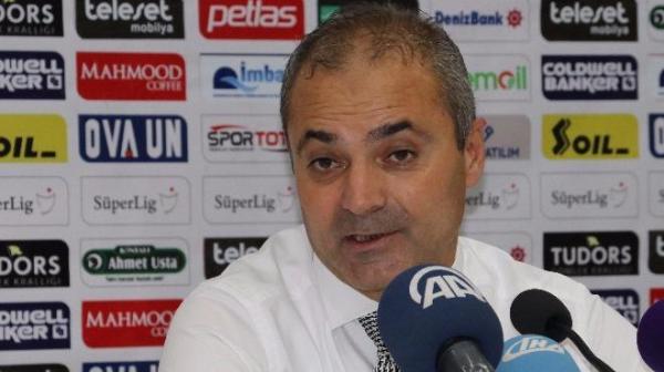 Erkan Sözeri: Ankaragücü maçı bizim için kritik bir viraj
