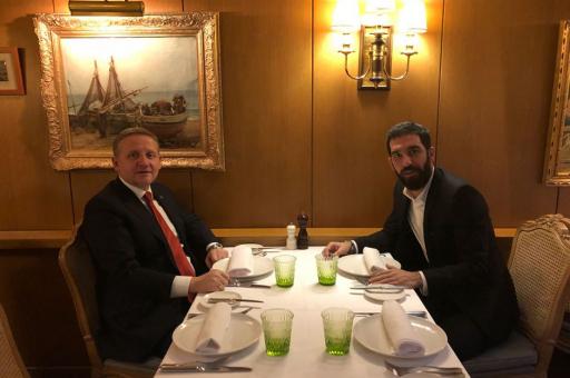 Arda Turan adım adım Başakşehir'e!