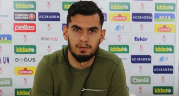 Çaykur Rizespor'dan Ozan'a transfer izni