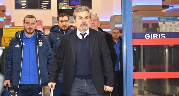 Fenerbahçe Trabzon'da