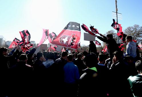 Gaziantepspor'a destek çağrısı