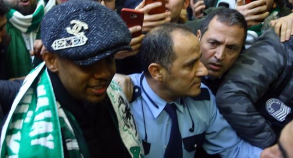 Samuel Eto'o Konya'da