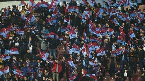 Trabzonspor'dan taraftarlara açıklama