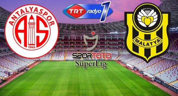 Antalyaspor-Yeni Malatyaspor