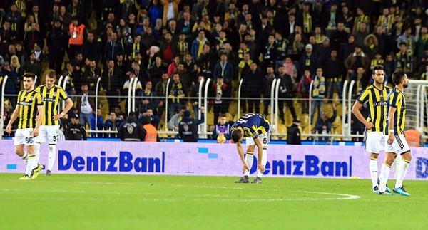 Fenerbahçe'de istifa sesleri!