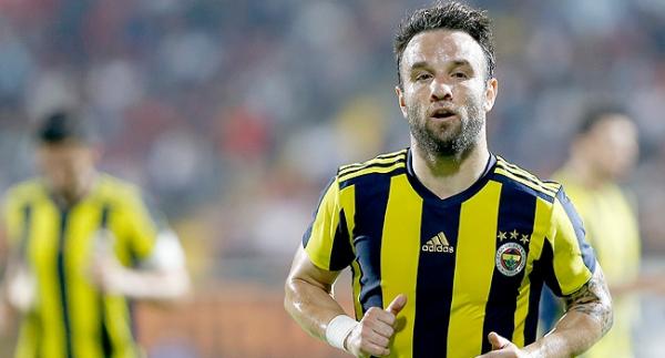 Fenerbahçe'den Valbuena açıklaması