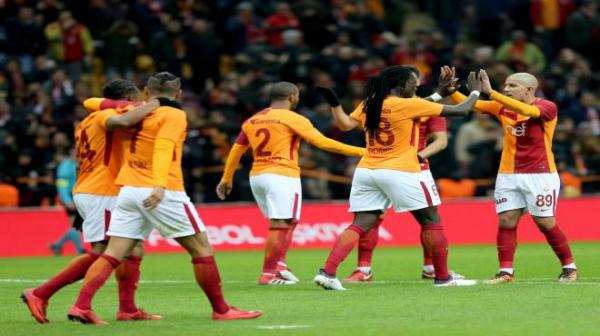 Galatasaray ile Sivasspor 24. maça çıkıyor