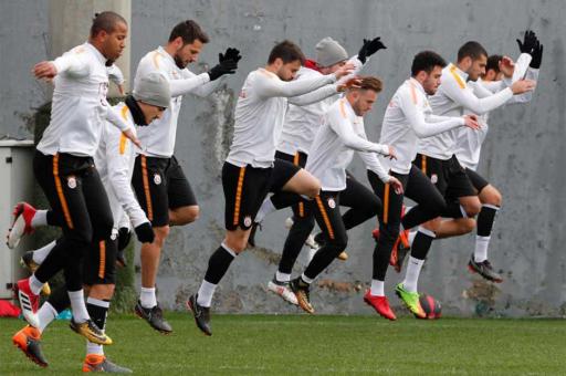 Galatasaray'da durmak yok!