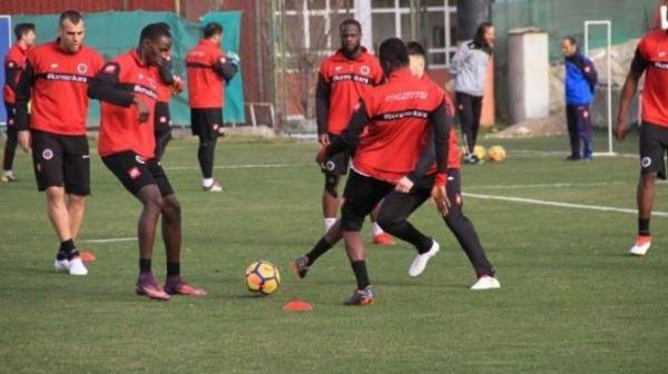 Gençlerbirliği, Trabzonspor maçına hazır!