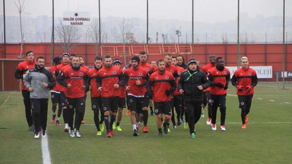 Gençlerbirliği'nde Beşiktaş hazırlıkları tamam
