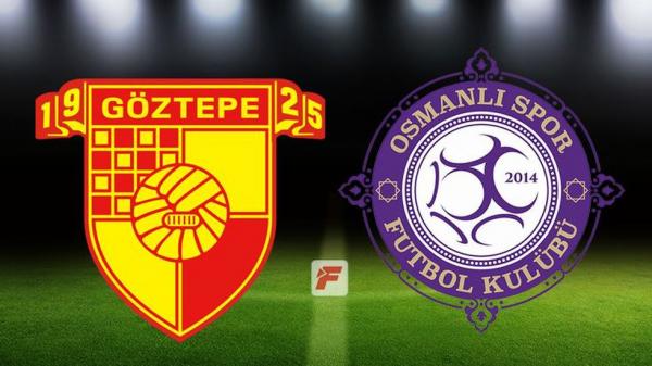Göztepe - Osmanlıspor maçı hangi kanalda, saat kaçta?