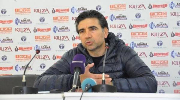 Osman Özköylü: Keyifli bir maç oldu