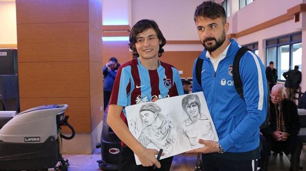 Trabzonspor Başkent'e eksik geldi