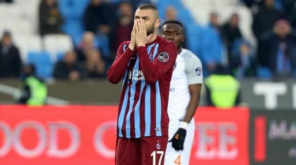 Trabzonspor'da flaş Burak Yılmaz gelişmesi!