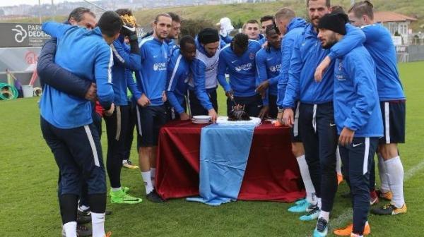 Trabzonspor'da N'Doye'a sürpriz!