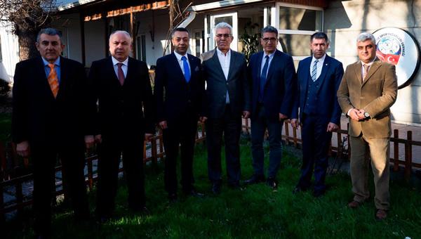 """Ankaralı Spor Yazarları """"Alper Bakırcıgil"""" dedi..."""