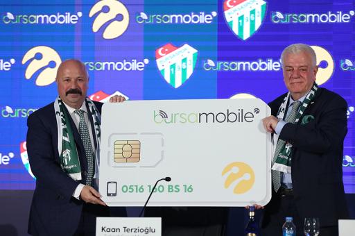 Bursaspor ile Turkcell işbirliği