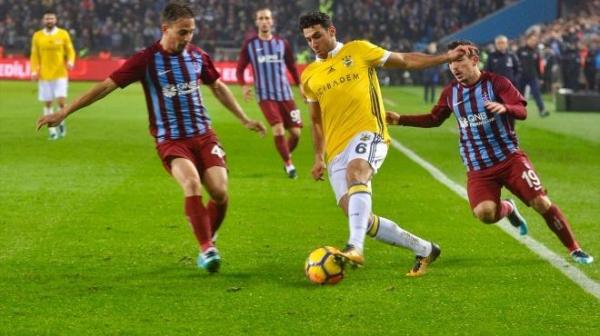 Trabzonspor idmanına Pereira golleriyle damga vurdu!