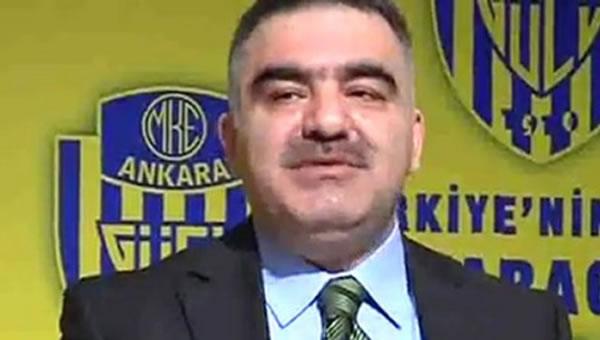 Ayhan Atalay'dan Ankaragücü yönetimine cevap...