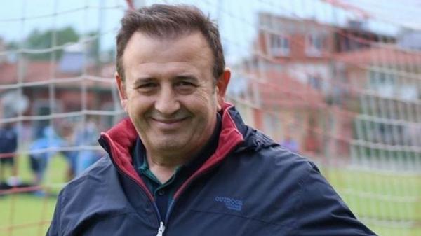 Sadık Dik: Hedefimiz Spor Toto 1. Lig'de şampiyonluk