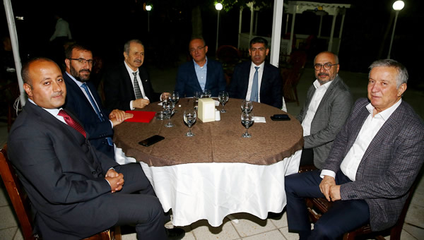 TSYD Ankara, İftarda Buluştu