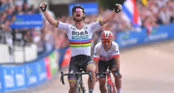 Beşinci tur etabını, Peter Sagan kazandı