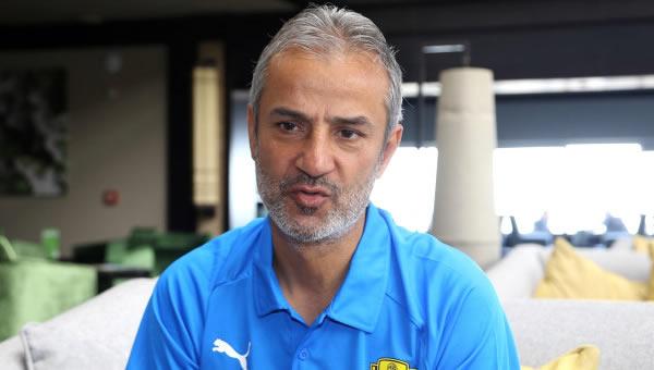 İsmail Kartal: Süper Ligde kalıcı olmak istiyoruz..