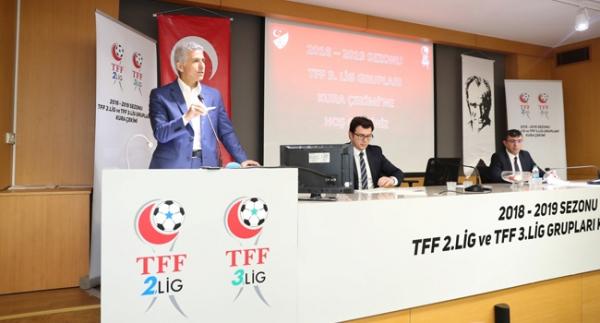 TFF 3. Lig'de gruplar belirlendi